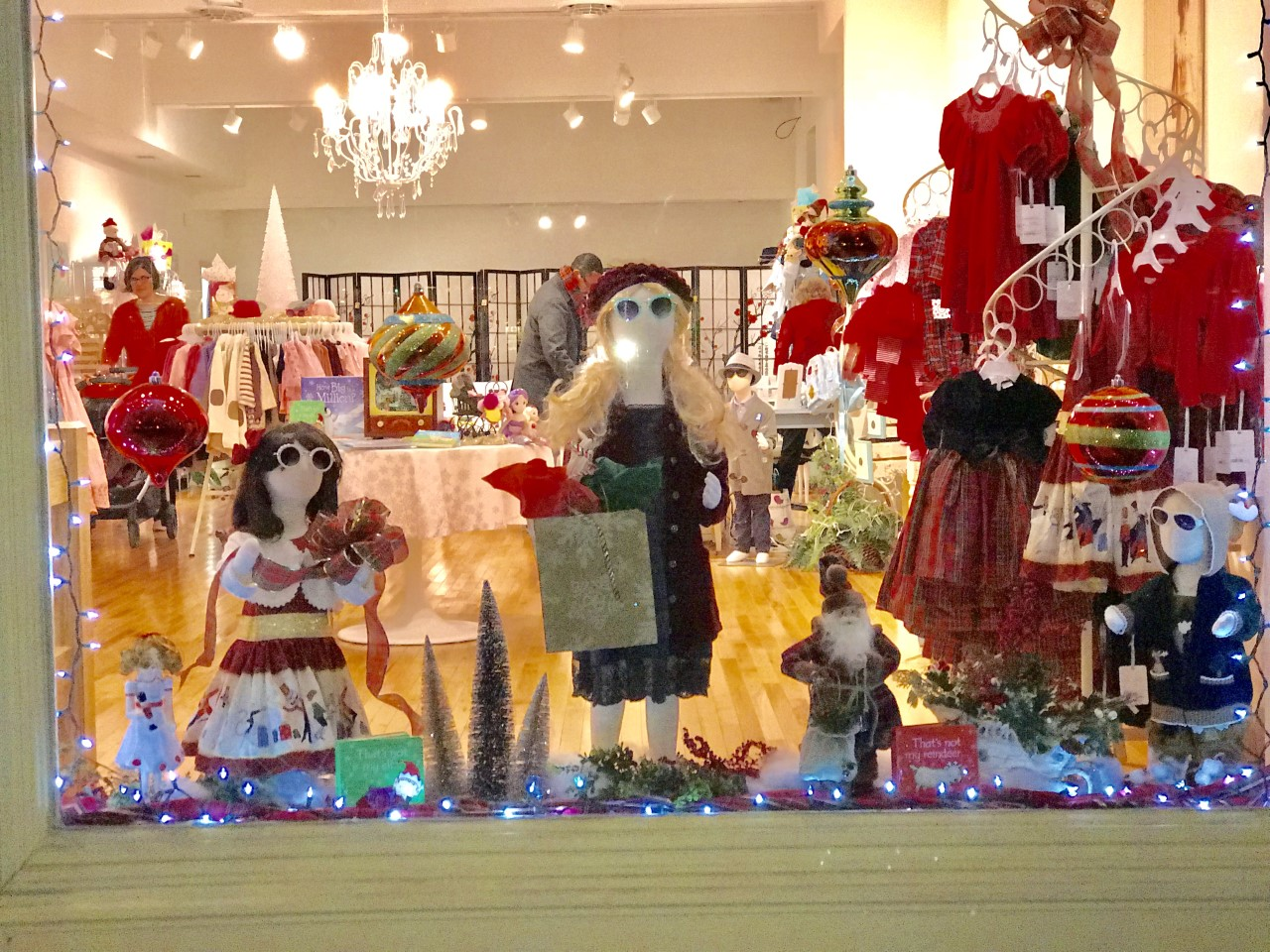 Holiday Store Front